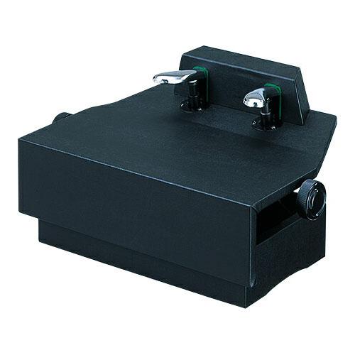 吉澤 ピアノ補助ペダル AX-100 BK